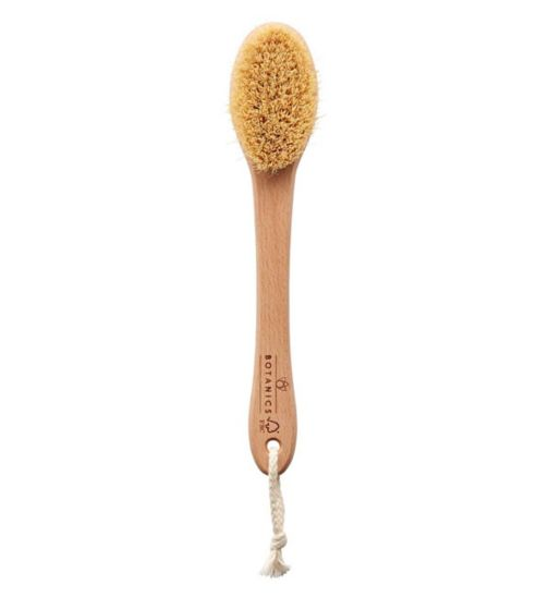 Botanics Long Handled Body Brush