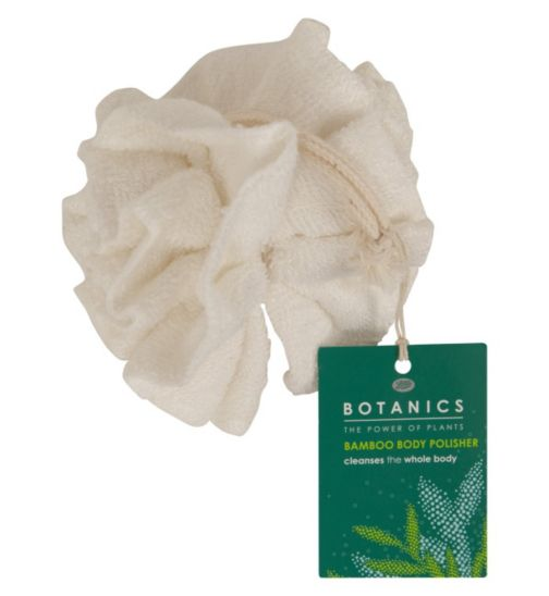 Botanics Bamboo Body Polisher