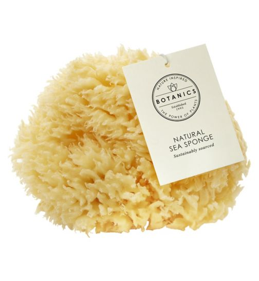 Botanics Natural Sea Sponge