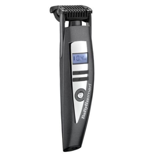 BaByliss for Men +7895U i-Stubble Trimmer