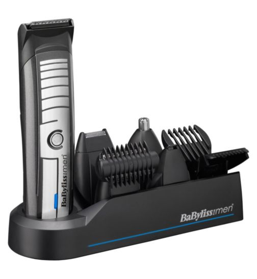Babyliss For Men 7420U Super Groomer Lithium Pro Face & Body Trimmer