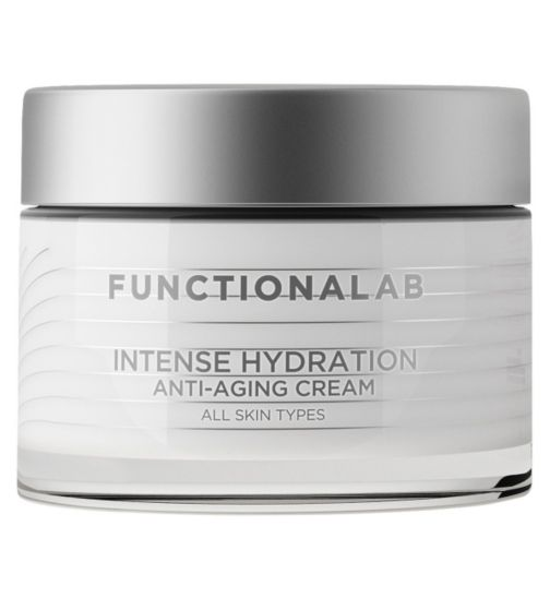 Functionalab Intense Hydrations Anti-Aging Cream - All skin types