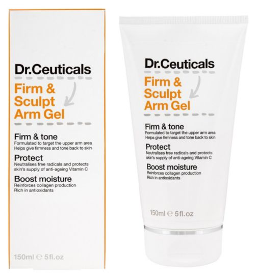 Dr Ceuticals Firm & Sculpt Arm Gel 150ml