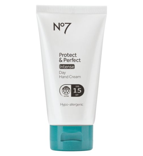 No7 Protect & Perfect Intense Day Hand Cream