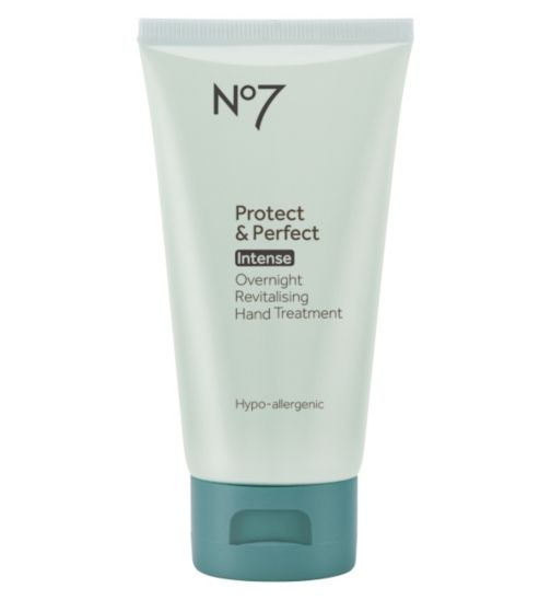 No7 Protect & Perfect Intense Overnight Hand Treatment 75ml