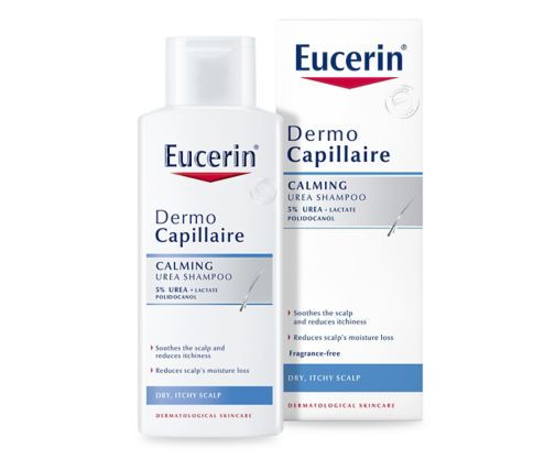 Eucerin Calming Urea Shampoo 250ml