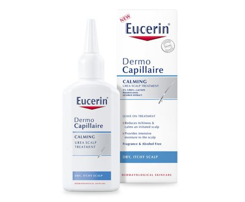 Eucerin® DermoCapillaire Calming Urea Scalp Treatment