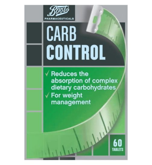 Boots Carb Control - 60 tablets