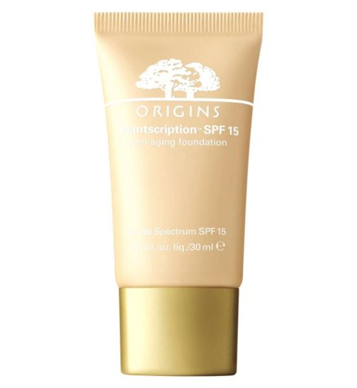 Origins Plantscription SPF 15 Anti-aging foundation