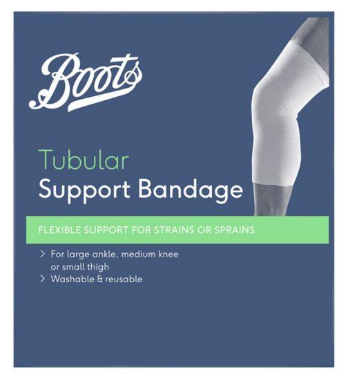 Boots Tubular Support Bandage Size E