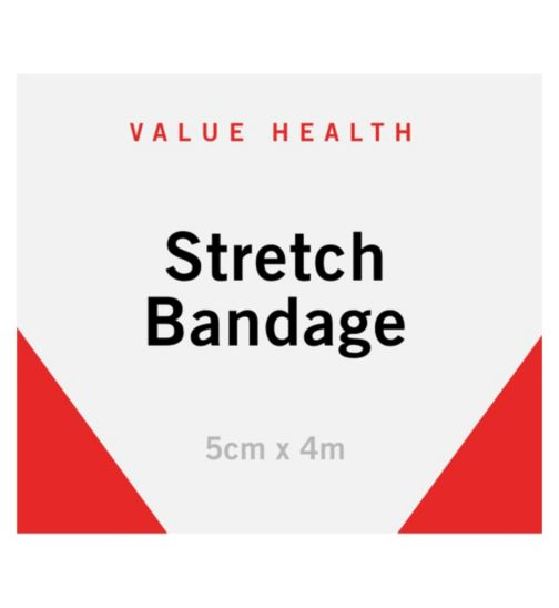 Value Health Stretch Bandage