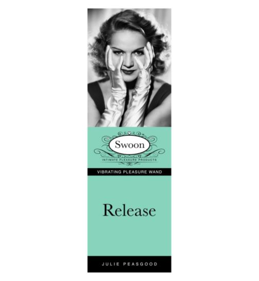 Swoon Release Vibrating Pleasure Wand