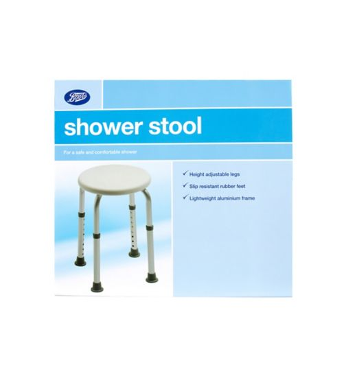 Boots Pharmaceuticals Shower Stool