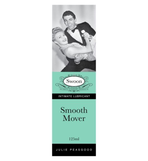 Swoon Smooth Mover Intimate Lubricant 125ml
