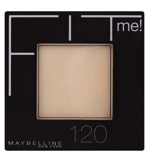 Maybelline Fit Me Powder Flawless