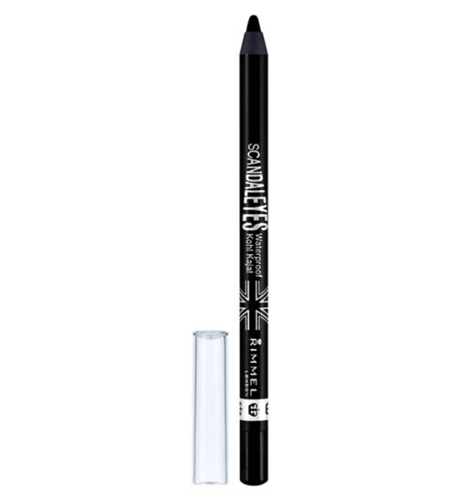 Rimmel Scandal Eyes Waterproof Kohl Liner