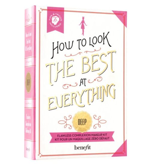 Benefit How to Look the Best at Everything - Deep