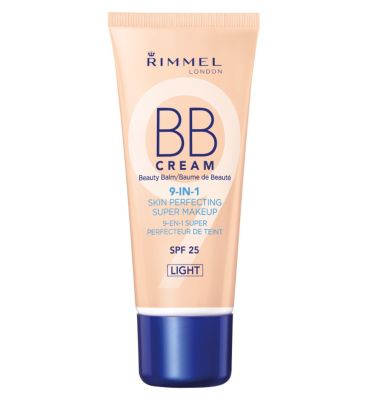 Rimmel BB Cream 9 in 1 Make up