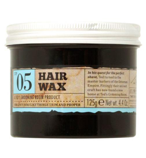 Ted Baker Grooming Rooms Hair Wax 125ml