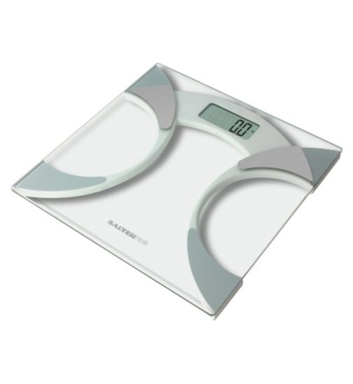 Salter Ultra Slim Analyser Scale 9141 WH3R