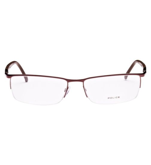 Police Men's Bronze Glasses - V8148