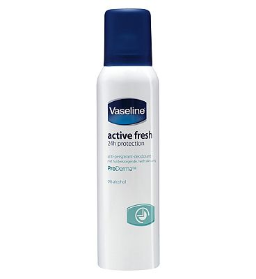 Vaseline Active Fresh 48h ProDerma Anti-Perspirant Deodorant 125ml
