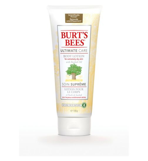 Burt's Bees Ultimate Care Body Lotion, 170g