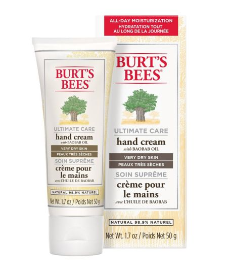 Burt's Bees Ultimate Care Hand Cream, 50g