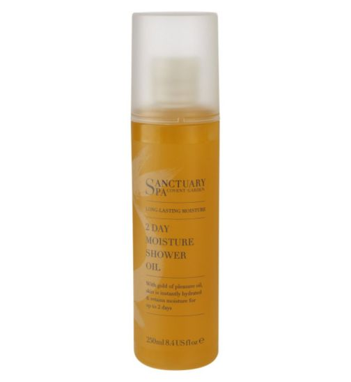 Sanctuary Shower Oil 250ml