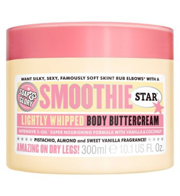 Soap & Glory Smoothie Star Body Buttercream 300ml by Soap & Glory