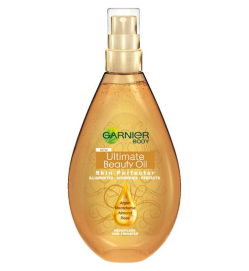 Garnier Ultimate Beauty Body Oil 150ml