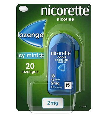 Nicorette 2mg Lozenge 20s Handipack