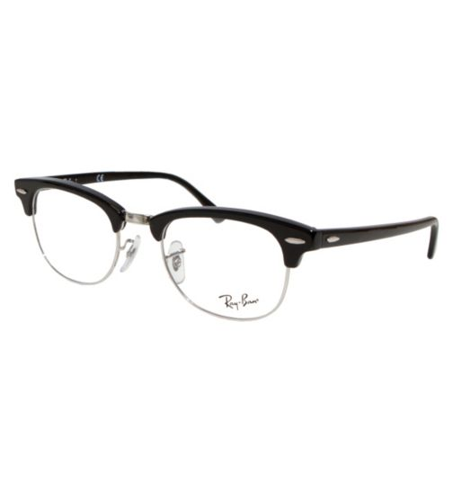 Ray Ban Glasses Black And Purple