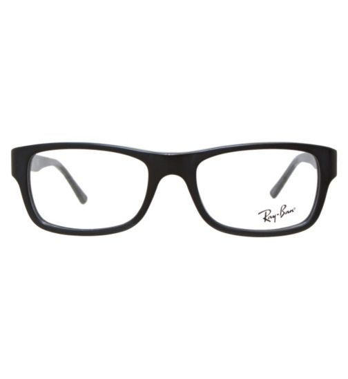 Ray-Ban Unisex Black Glasses - RB5268