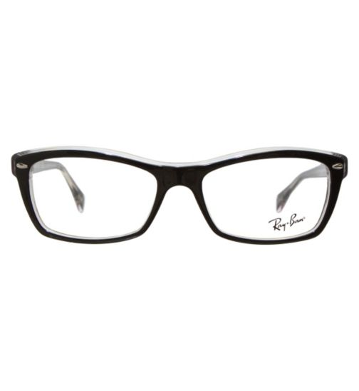 45b07d69874 Ray-Ban RB5255 Women s Glasses - Black