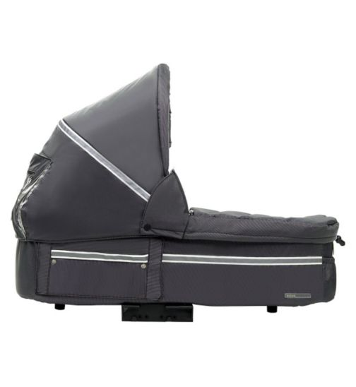 Mutsy 4Rider Carrycot - Active Black