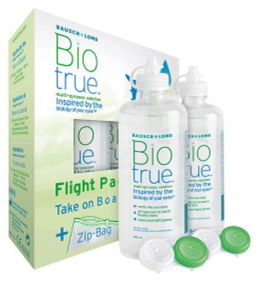 Bausch & Lomb Biotrue Flight Pack  60ml -  2s