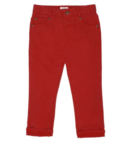 Bows & Arrows Boys Red Jeans