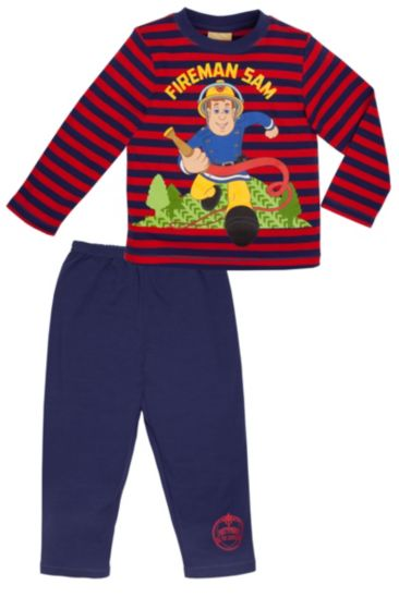 Mini Club Boys Fireman Sam Pyjamas