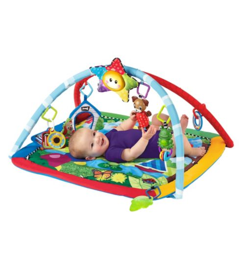 Baby Einstein Caterpillar Friends Activity Gym