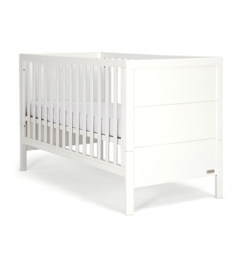 Mamas & Papas Yale Cot Bed - White