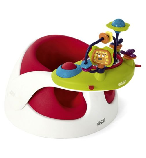 Mamas & Papas Baby Snug With Playtray - Red