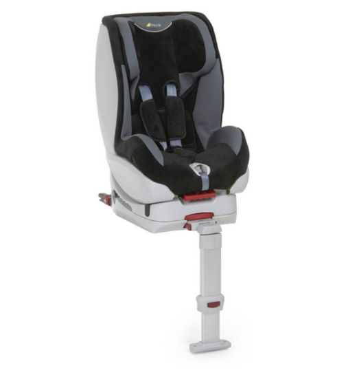 Hauck Vario Guard Car Seat- Black & Grey