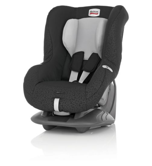 Britax Eclipse Car Seat - Black Thunder