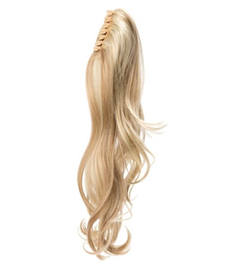 Babyliss Blonde ponytail