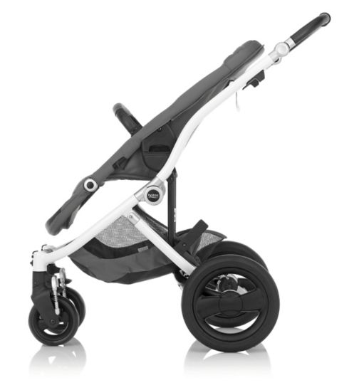 Britax Affinity Pushchair - White Chassis