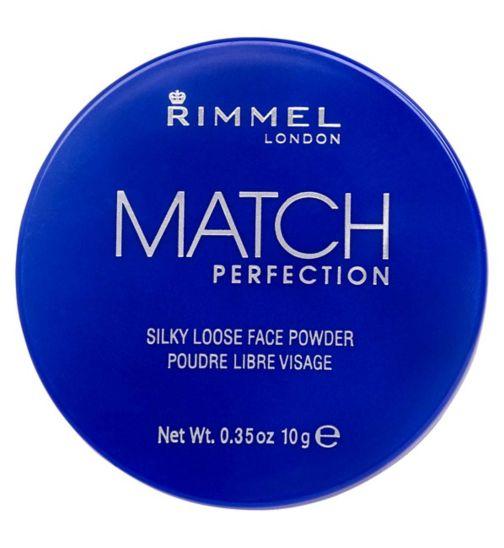 Rimmel London Match Perfection Silky Loose Powder