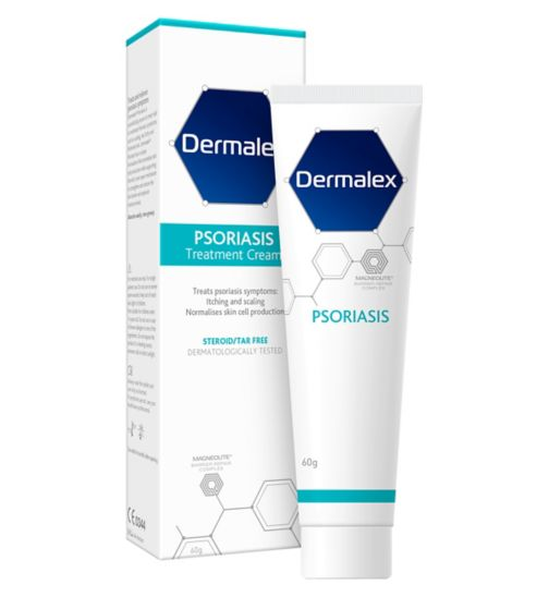 Dermalex Psoriasis Treatment 60g