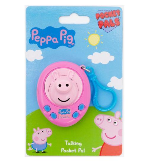 Peppa Pig Sound Clip On