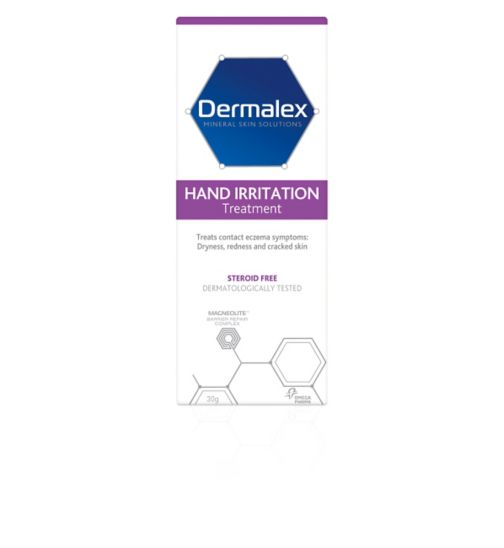 Dermalex Hand Irritation Treatment 30g